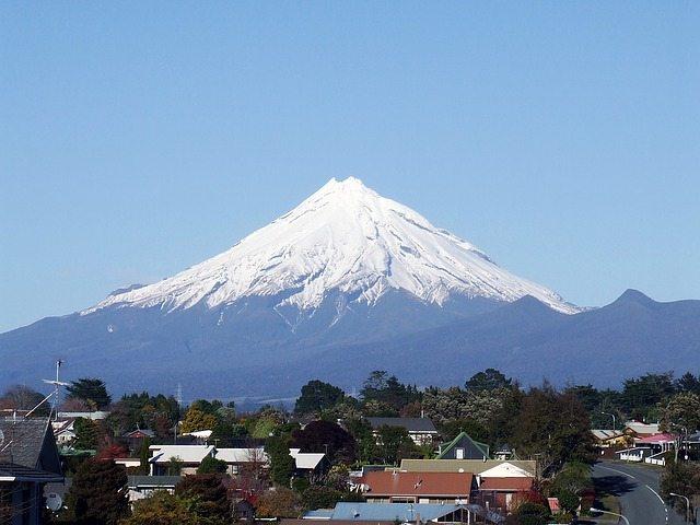 Mount Taranki   Pixabay Image