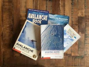 Books About Avalanches | AMountainJourney.com