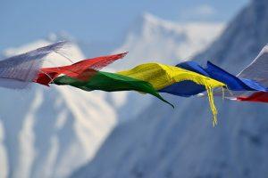 Himalayan Prayer Flags | Pixabay Image