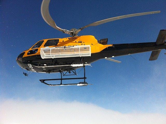 Helicopter | Pixabay Image