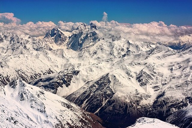 Northern Caucasus Mountains In Georgia | Pixabay Image