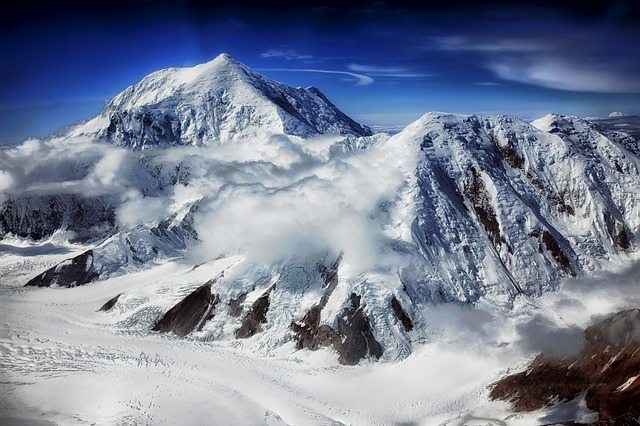 Mount Foraker, Alaska | Pixabay Image