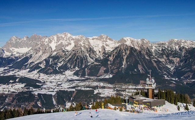 Planai, Schladming, Austria   Pixabay Image
