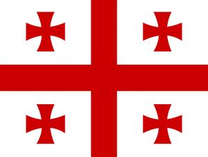 Georgia Flag   Pixabay Image