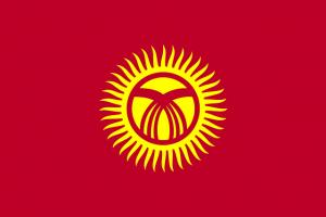 Kyrgyzstan Flag | Pixabay Image