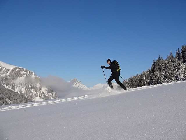 Snowshoe Runner | Pixabay Image