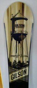 Gilson Pioneer Snowboard