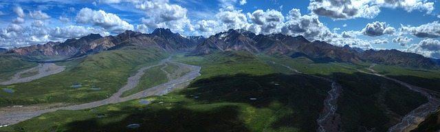 Polychrome Pass, Alaska | PIxabay Image