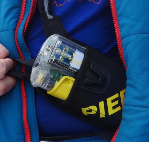 Pieps DSP Pro Ice Avalanche Beacon