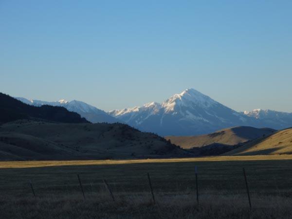 Emigrant Peak, Montana