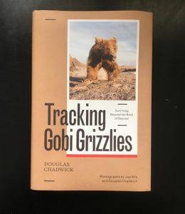 Tracking Gobi Grizzlies by Douglas Chadwick