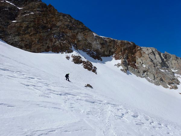 bloody couloir