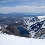 Convict Lake From the Summit of Laurel Mountain
