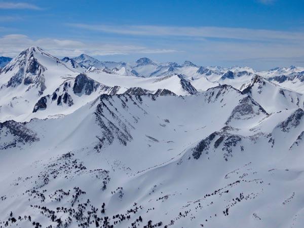 The Eastern Sierra