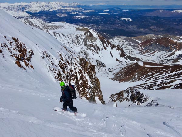 Bloody Couloir Entrance