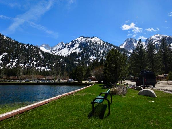 Annett's Mono Village at Twin Lakes, CA
