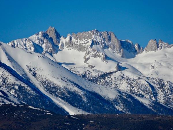 Matterhorn Peak From 395