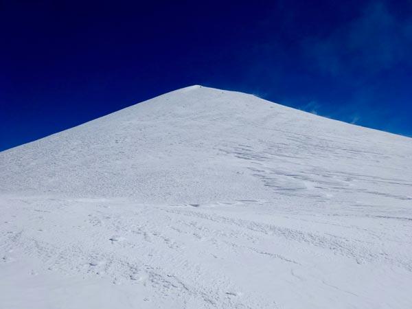 Misery Hill, Mount Shasta, California