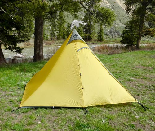 My Trail Co Pyramid 4 Shelter