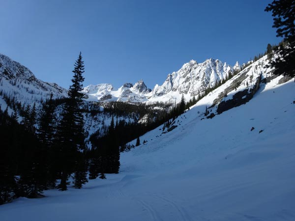 Silver Star Mountain, North Cascades