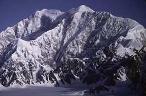 "Mount Logan, Yukon, Canada | By Gerald Holdsworth [Public domain], via <a href=""https://commons.wikimedia.org/wiki/File%3AMount_Logan.jpg"">Wikimedia Commons</a>"