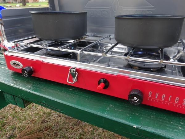 Camp Chef Everest 2-Burner Camp Stove Review