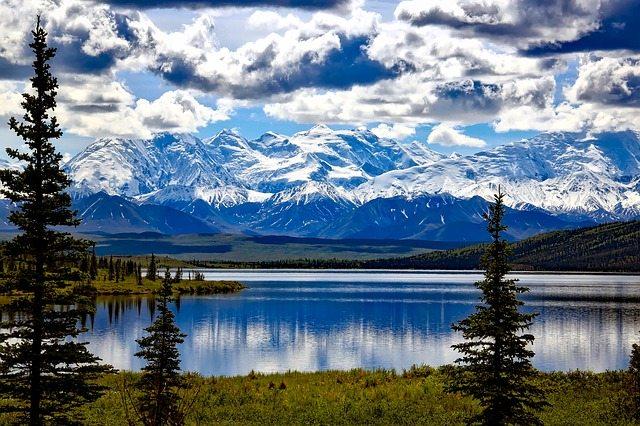 Denali National Park, Alaska | Pixabay Image