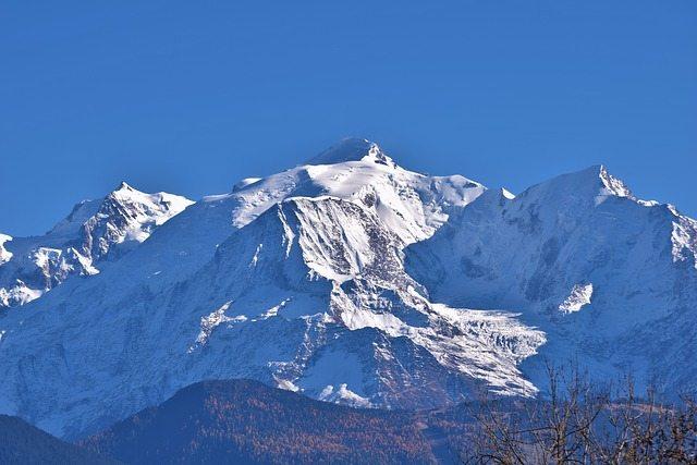 Mont Blanc | Pixabay Image