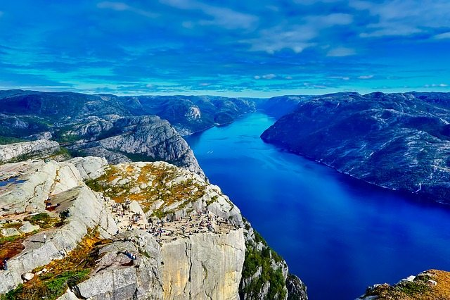 Fjords Of Norway   Pixabay Image