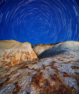 Star Trails   Pixabay Image