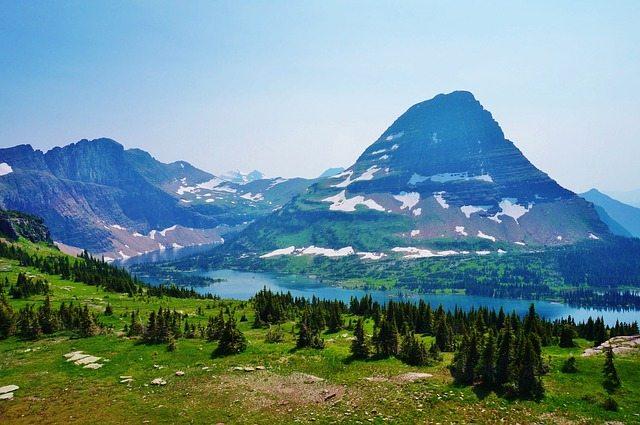 Glacier National Park, Montana | Pixabay Image