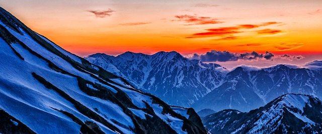 Northern Alps, Japan   Pixabay Image