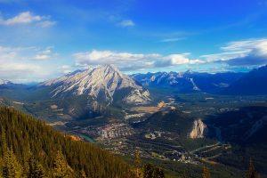 Banff, Alberta, Canada   PIxabay Image