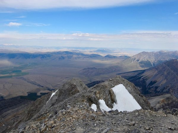 Borah Peak, Lost River Range, Idaho
