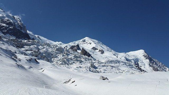 Bossons Glacier, Mont Blanc   Pixabay Image