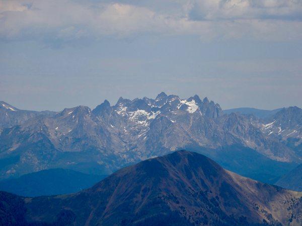 Cowen, Absaroka Range, Montana