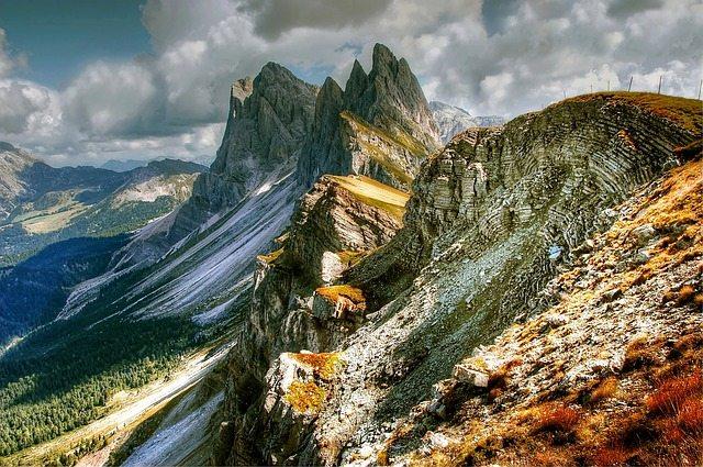 The Dolomites   Pixabay Image