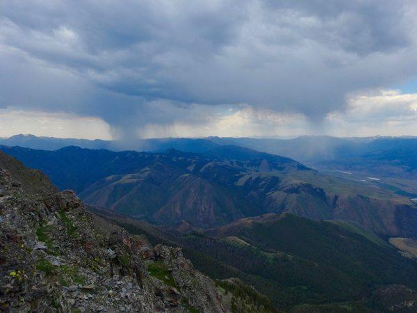 Emigrant Peak, Absaroka Range, Montana