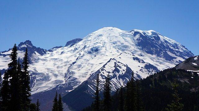 Mount Rainier | Pixabay Image