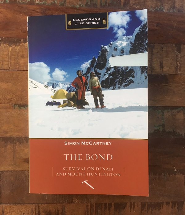 The Bond by Simon McCartney