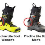 Arcteryx Procline Boot Recall | Screenshot from Arcteryx.com
