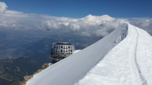 Refuge du Gouter, Mont Blanc   Pixabay Image