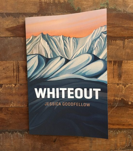 Whiteout by Jessica Goodfellow