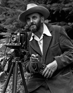 Ansel Adams | By photo by J. Malcolm Greany [Public domain], via Wikimedia Commons