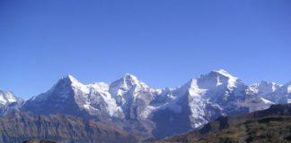 Eiger, Monch, Jungfrau In Switzerland | Pixabay Image