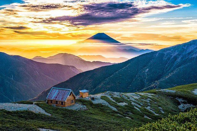 Mount Fuji | Pixabay Image