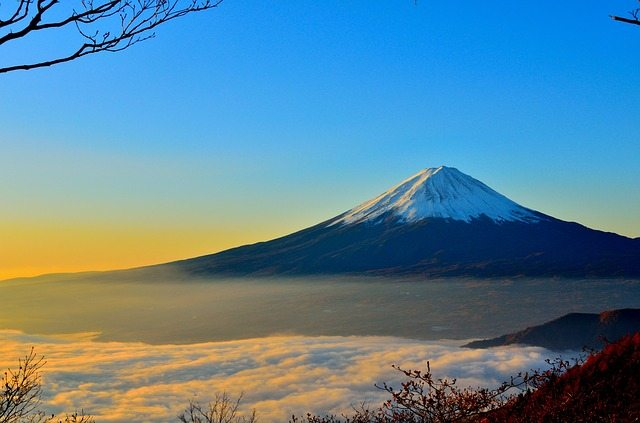 Mount Fuji, Japan | Pixabay Image