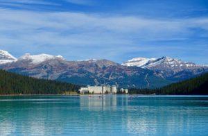 Lake Louise, Alberta | Pixabay Image