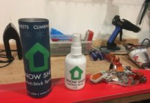 Snow Shed Wax Anti Stick Spray