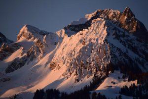 Alpenglow | Pixabay Image